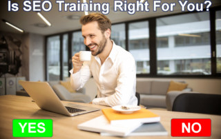 is seo training right for you test