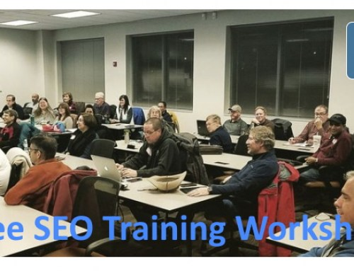 Free SEO Training Workshop at WordPress Naperville Meetup Group