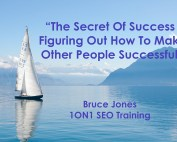 Secret of SEO Success