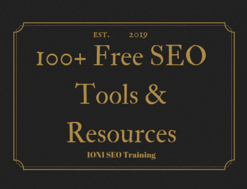 100+ Free SEO Tools & Resources