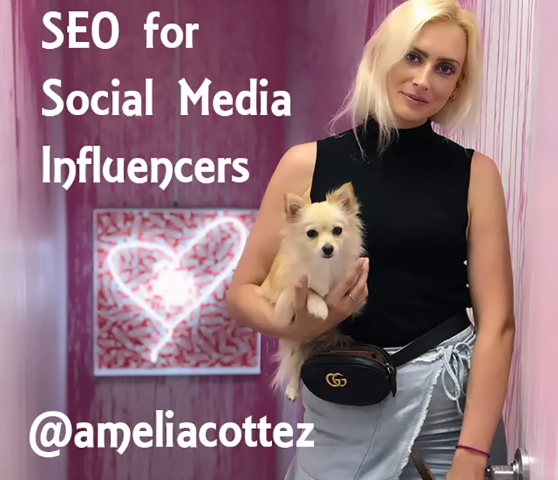 how seo can help social media influencers