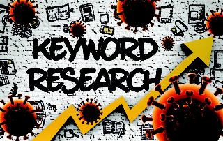 Keyword Research Webinar for coronavirus SEO training