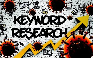 Keyword Research Webinar for coronavirus SEO training