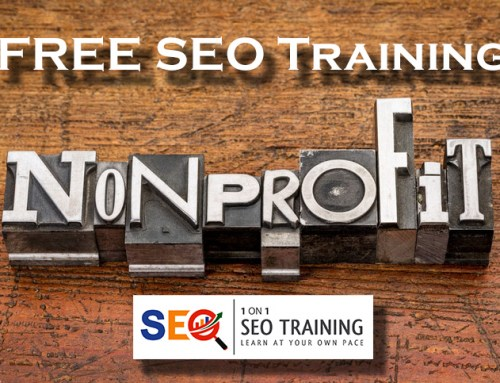 Free SEO Training for Non-Profits and Charities