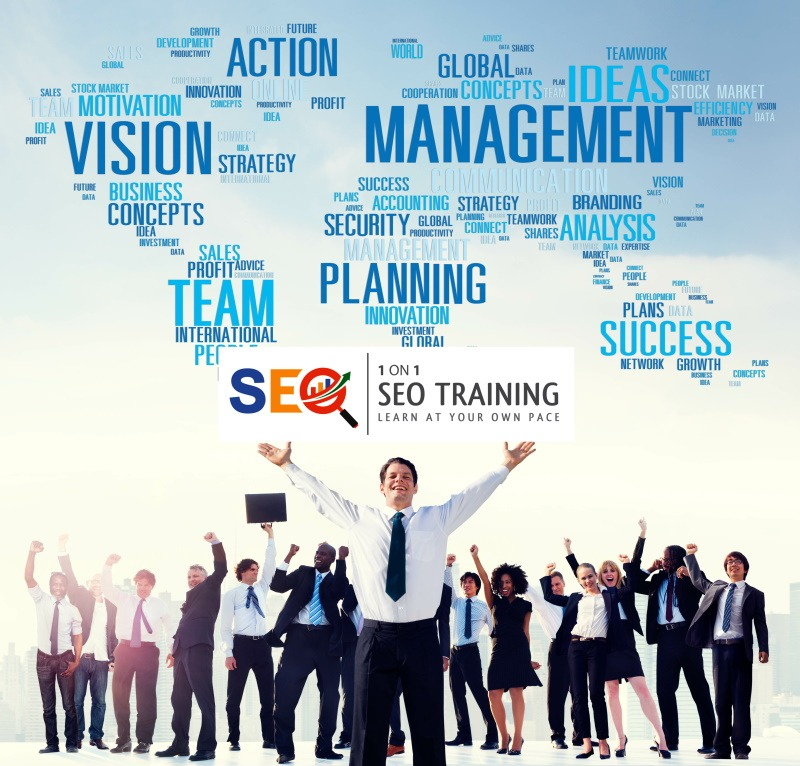 Google SEO training for business results